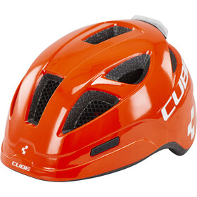 Cube Pro Helmet Barn orange